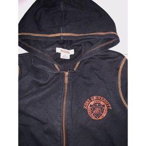 🌺 .•SALE•. Michael Kors 'university' zip jacket